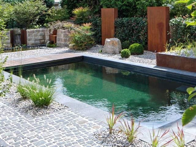 Pool Garten Gartenbau