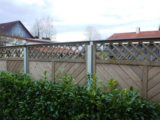 Sichtschutz Gartenbau Sichtschutzwand