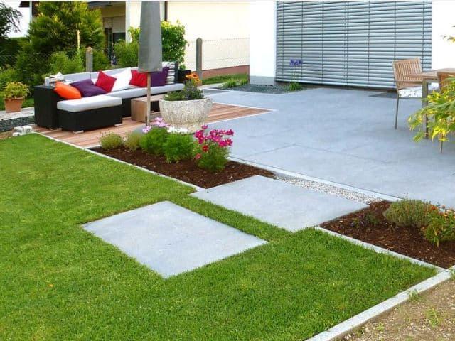 Garten und Landschaftsbau Rasen anlegen