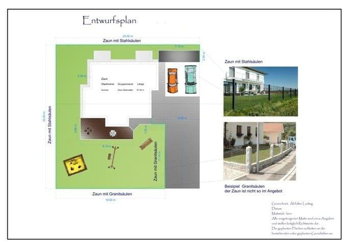 Garten planen Gartenplanung Kontakt
