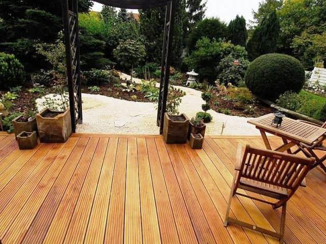 Gartengestaltung Ludwig Abfalter Terrassengestaltung
