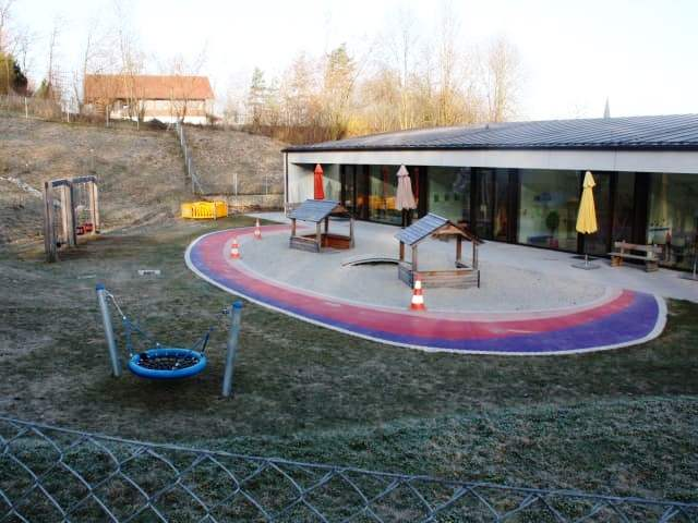 Öffentliche Anlagen Spielplatz 6