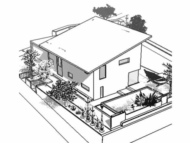 Gartenplannung 2