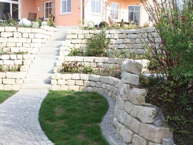 Gartengestaltung bei Landshut